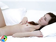 Beautiful slim chick have daydream about gentle touch that she never felt before. Video about gorgeous nude babe.